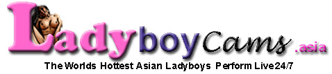 LadyboyCams.asia - Live Asian Ladyboys/Transexuals Perform 24/7